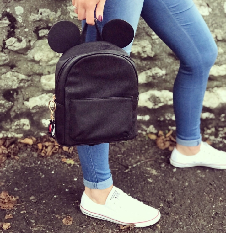 Primark Mickey Mouse Backpack
