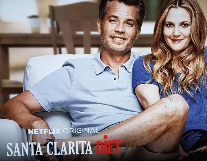 Netflix Originals Santa Clarita Diet